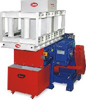 Single Shaft Shredder for Pipes and Long Articles